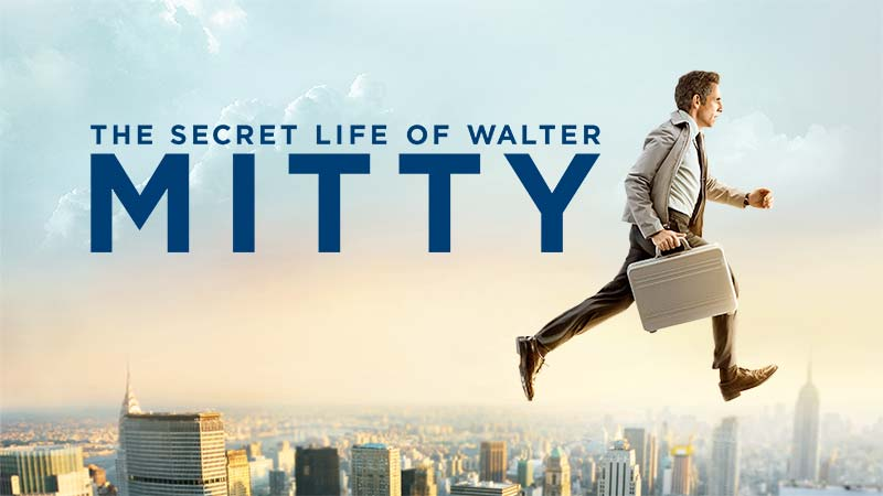 Secret Life of Walter Mitty Logo