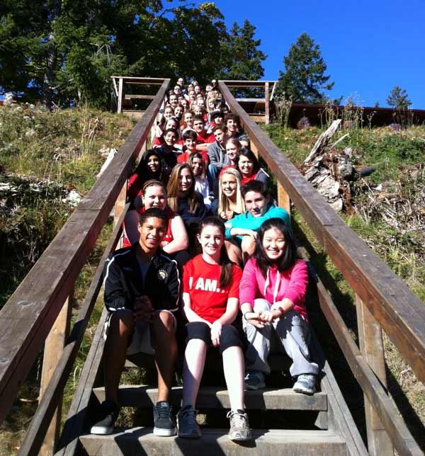 Kory Marshall Leadership Camp