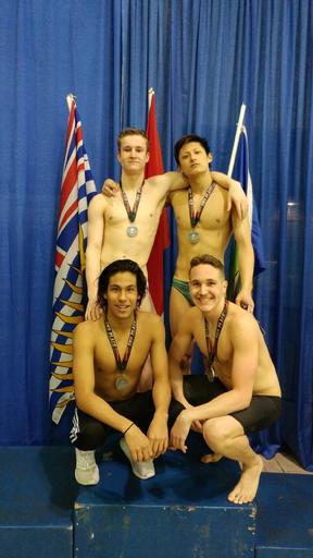 swimmer boys