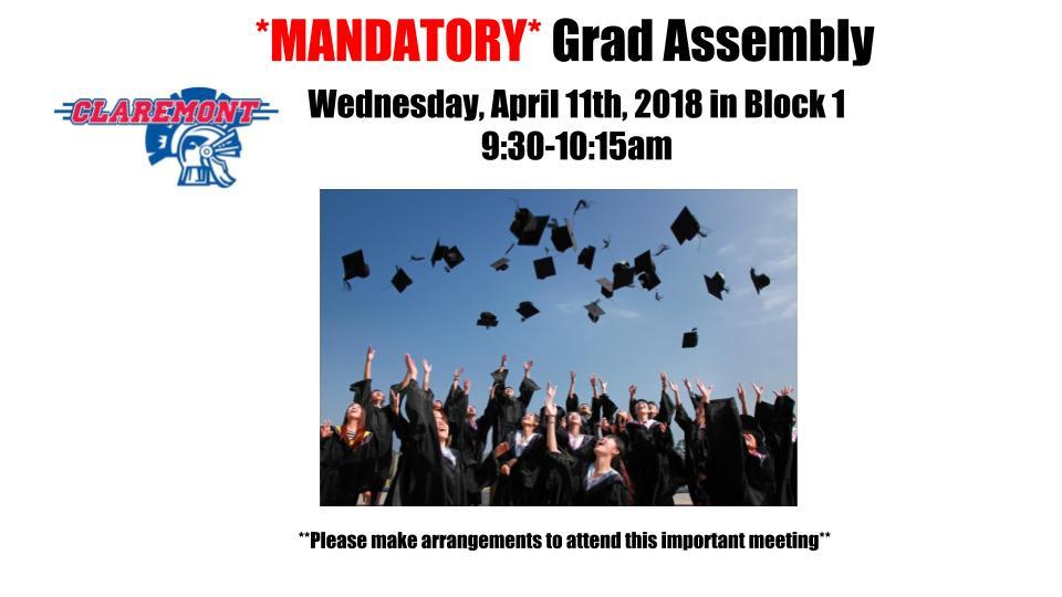 Mandatory Grad