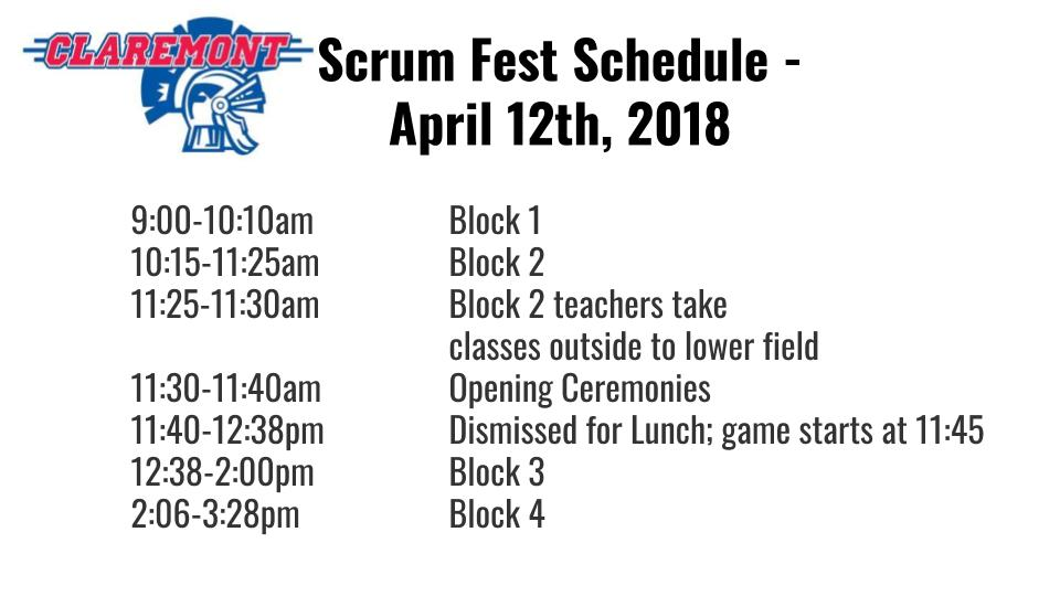 Scrum Fest