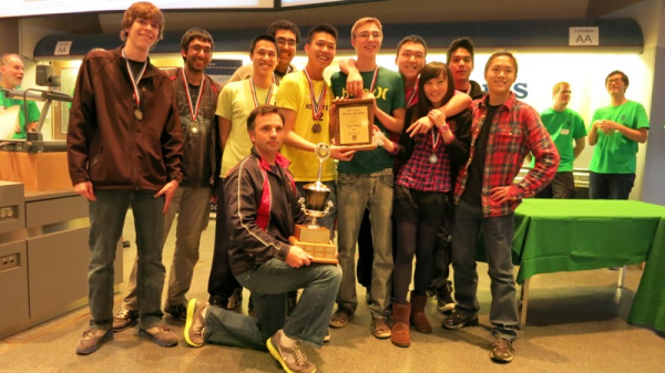 AP Physics Win UBC Physics Olympics Championships!