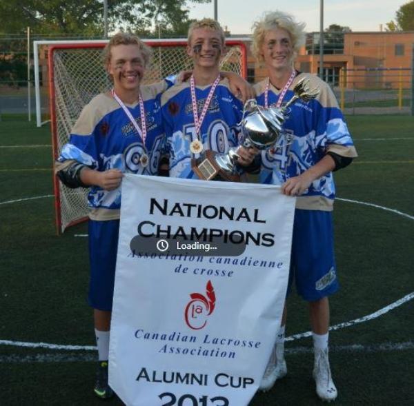 Field Lacrosse Champions