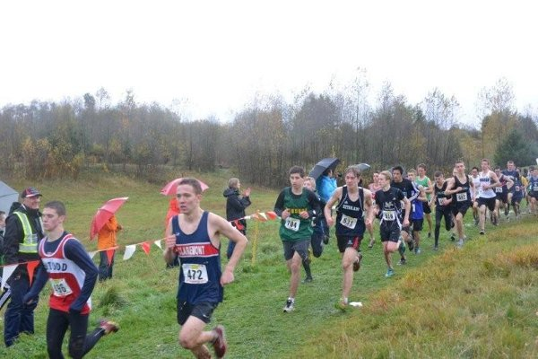 X Country Provincials 2013