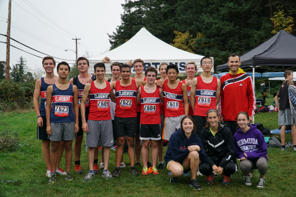 Claremont Cross Country