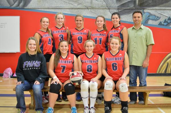 Senior Girls Volleyball