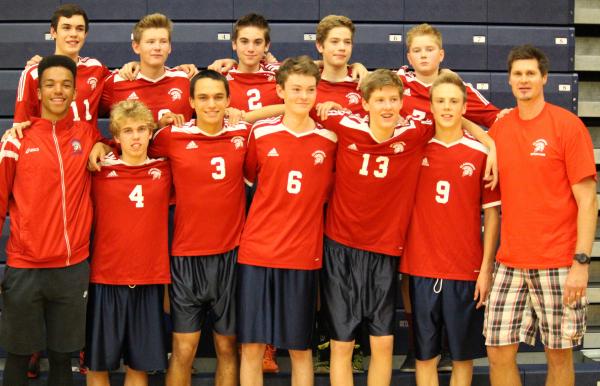 Junior Boys Volleyball