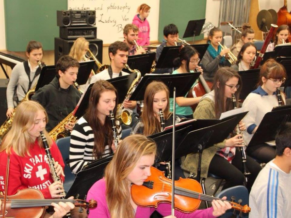 Concert Band and Choir