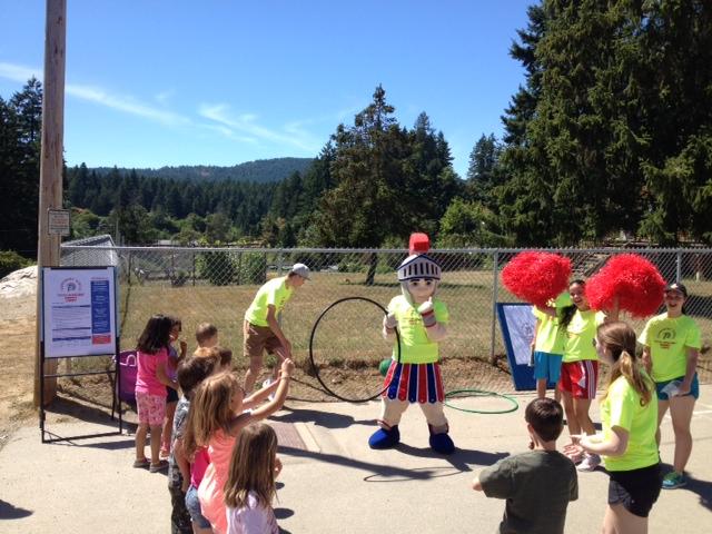 Little Spartans Camp Promotion