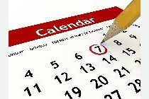 Unit Calendars
